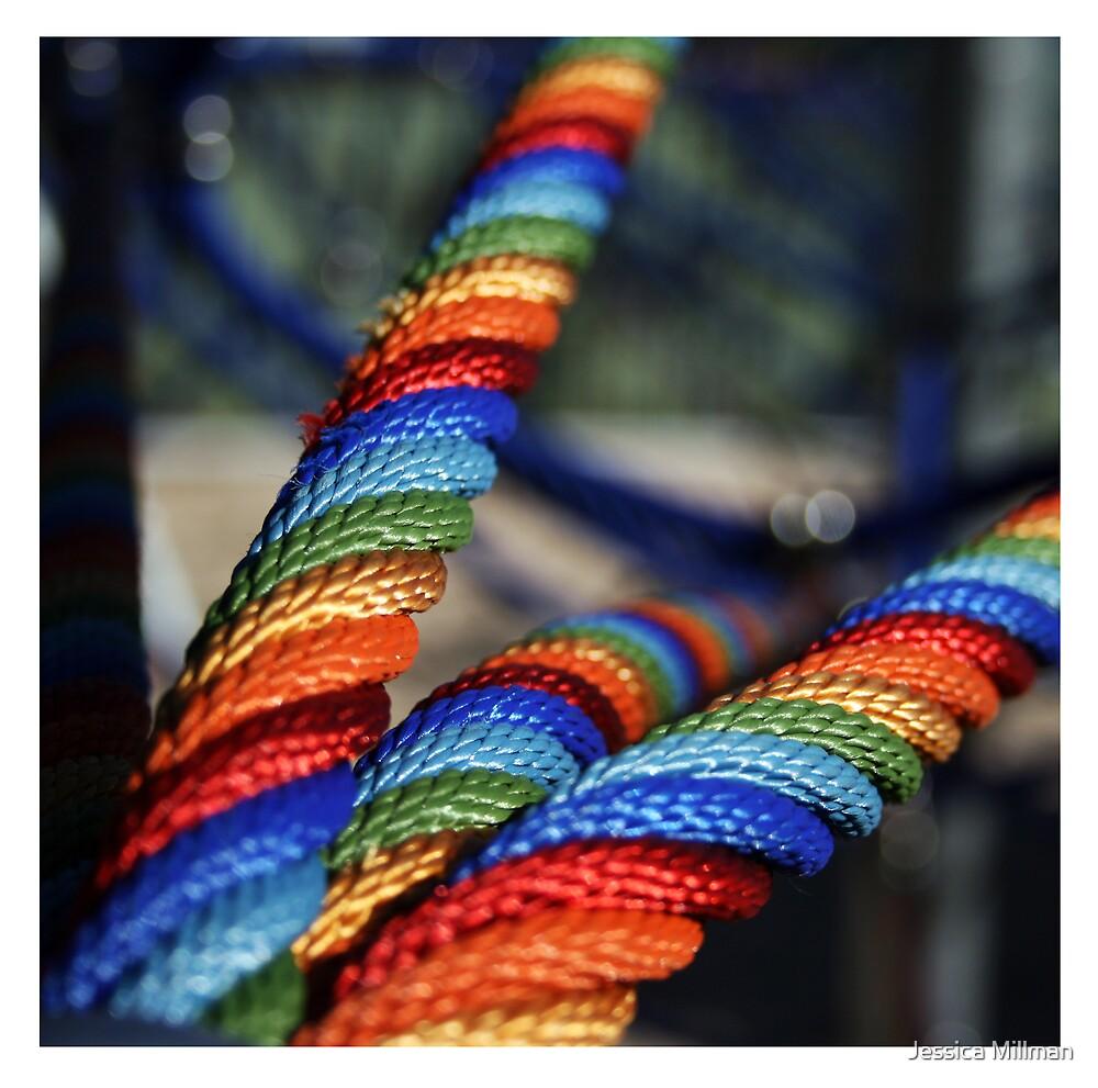 Bundeena Rainbow Ropes by Jessica Millman