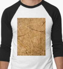 Natural Abstracts - Intricate Shapes and Patterns in the Golden Grass T-Shirt