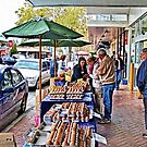 Eggseller - Altona Beach Market Day - Victoria, Australia by © Helen Chierego
