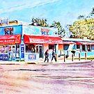 Altona Ice - Altona Beach - Australia by © Helen Chierego