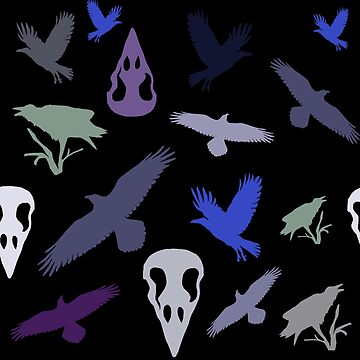 Raven halloween by chihuahuashower