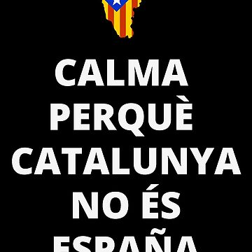 Calma Espana by filiteo