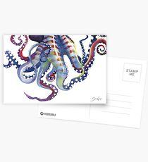 Sea Monster Postcards