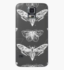 Geometric Moths - inverted Case/Skin for Samsung Galaxy