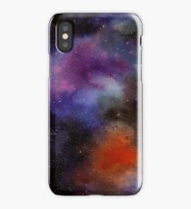 2 Nebulas iPhone Case/Skin