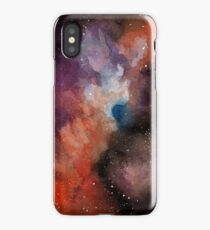 Space Clouds iPhone Case/Skin