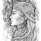 King of elven realm by jankolas