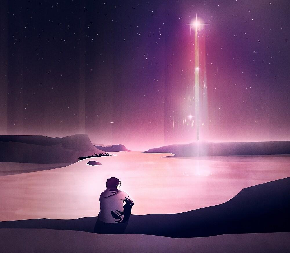 Rising Star by schwebewesen
