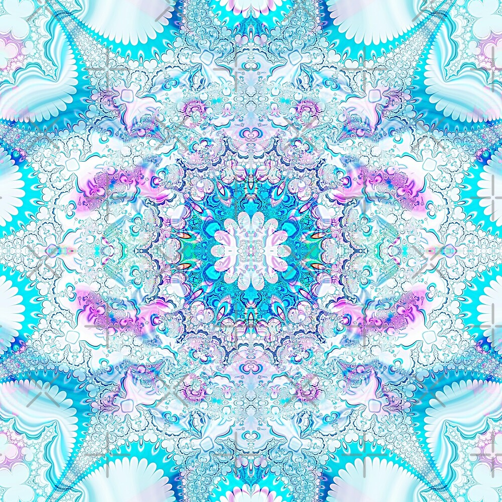 Lacy Mandala by Bee-Bee Deigner