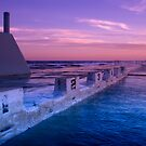 {Newcastle Ocean Baths} by Naomi Frost
