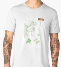 Pinguicula ramosa (Koshinso Butterwort) Men's Premium T-Shirt