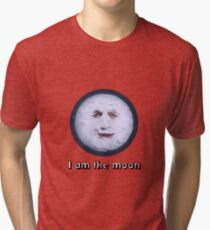 I Am The Moon Tri-blend T-Shirt