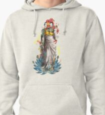The Blossoming of Venus Pullover Hoodie