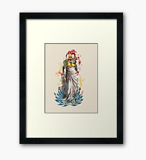 The Blossoming of Venus Framed Print