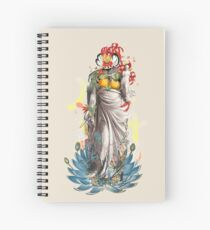 The Blossoming of Venus Spiral Notebook