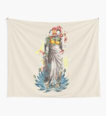 The Blossoming of Venus Wall Tapestry