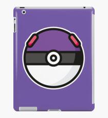 Pokemon Fan Logo iPad Case/Skin