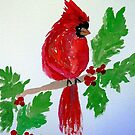 Cardinal by Charisse Colbert