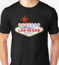 Pray for las vegas nevada Unisex T-Shirt
