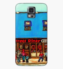 OTTAWA PAINTINGS OTTAWA ART OTTAWA DELIS ELGIN STREET DELI IN OTTAWA Case/Skin for Samsung Galaxy