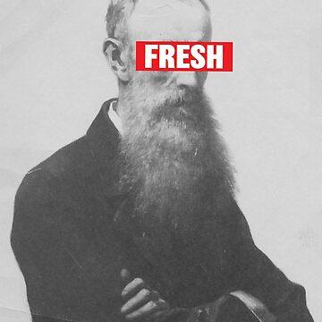Fresh Old Man by Mrmasterinferno