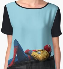 Spidey Dude Hoco Chiffon Top