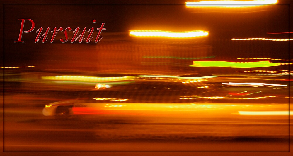Pursuit by Terry Reith