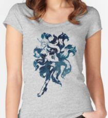 League of Legends CHALLENGER AHRI Women's Fitted Scoop T-Shirt