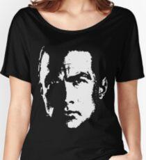 Steven Seagal Women's Relaxed Fit T-Shirt