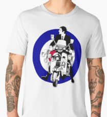Jimmy The Mod Target Men's Premium T-Shirt