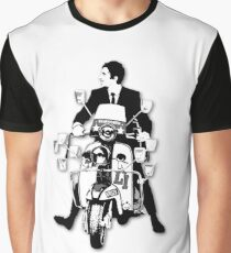 Jimmy The Mod  Graphic T-Shirt