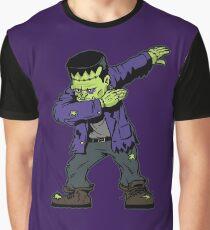 Dabbing Frankenstein Graphic T-Shirt