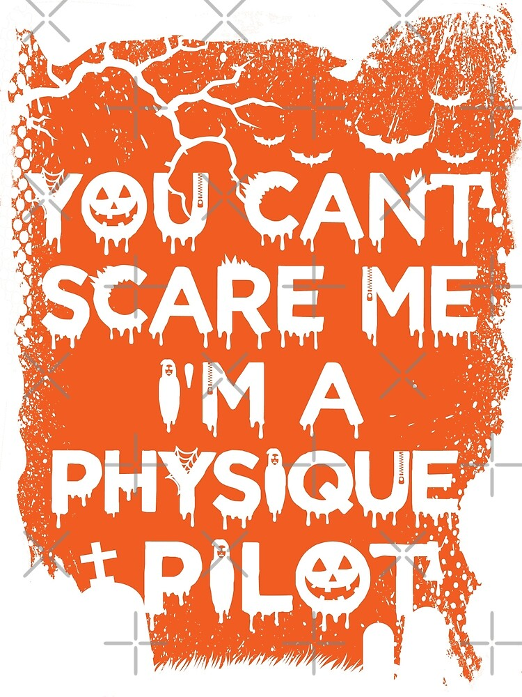 You Can't Scare Me, I'm A Pilot by wantneedlove