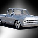 1969 Chevrolet C10 Custom Pickup 'Studio' 1 by DaveKoontz