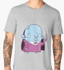 Vampire and Blood Bag Men's Premium T-Shirt