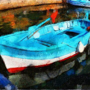 Boat by macromagnon