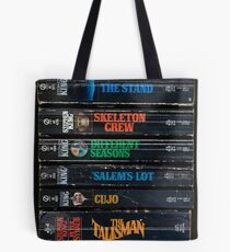 King of Horror Tote Bag
