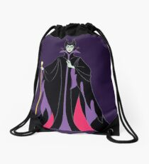 Maleficent Drawstring Bag