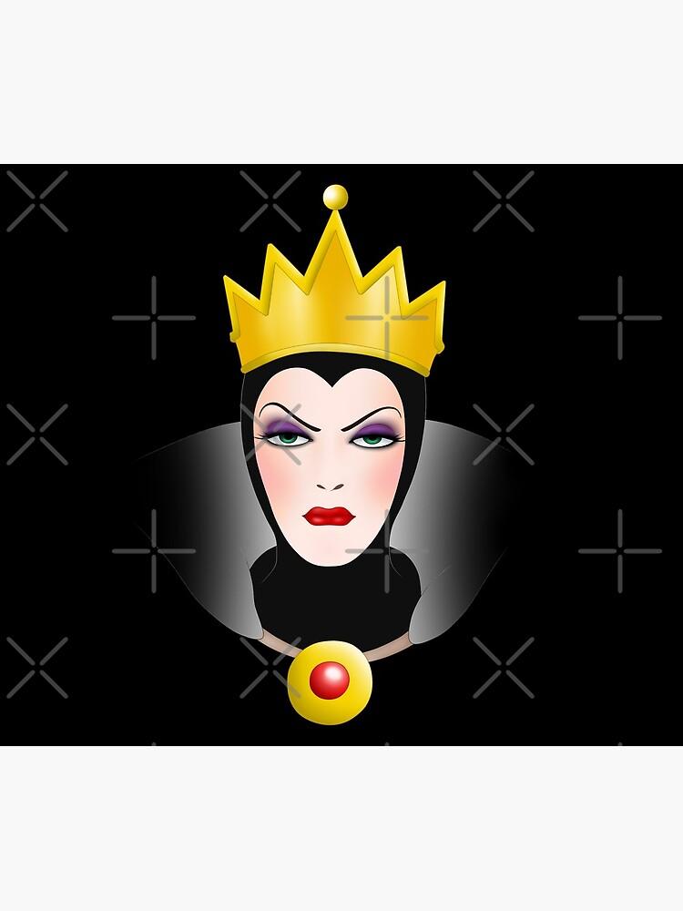 Evil Queen  by A-aru