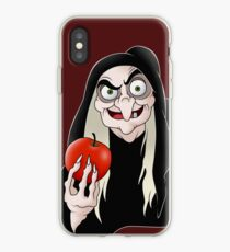 Evil queen witch  iPhone Case
