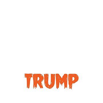 MARSHAWN LYNCH : EVERYBODY VS TRUMP by Kouest