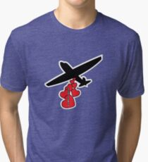 Love Raid Tri-blend T-Shirt