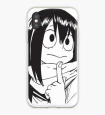 B&W Froppy (Tsuyu Asui) iPhone Case