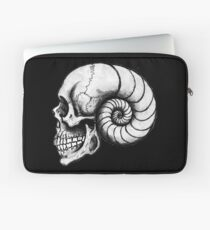 Nautilus Skull Laptop Sleeve