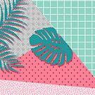 Santa Monica #redbubble #decor #buyart by designdn