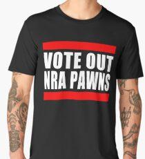 Vote Out NRA Pawns Men's Premium T-Shirt