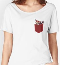 Pocket Vyrn GBF  Women's Relaxed Fit T-Shirt