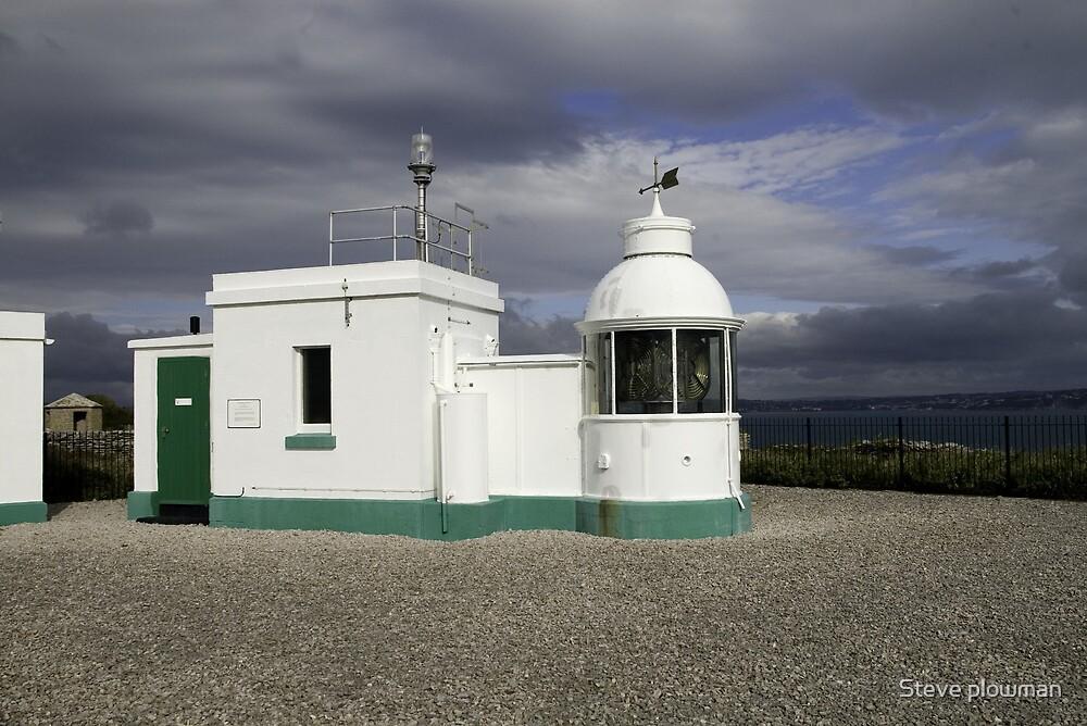 Lighthouse on Berry head by Steve plowman