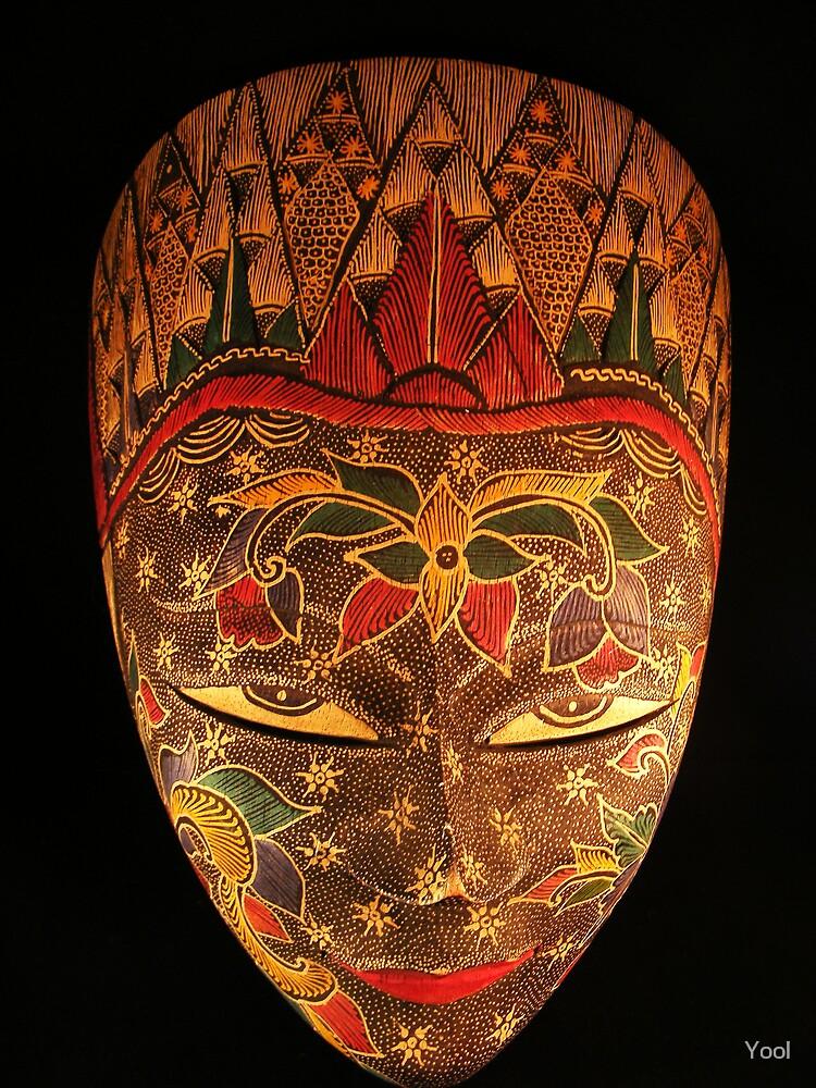 Mask... by Yool