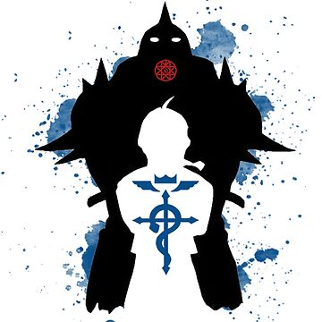 Epic Fullmetal Alchemist by 32BlackRoses